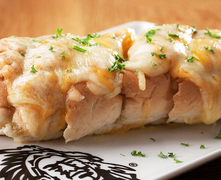 Crispy Cheesy Garlic roll: A roll filled with cheese and garlic. https://www.spur.co.za/menu/starters/