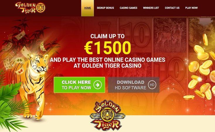 Bestes Online Casino Golden Tiger