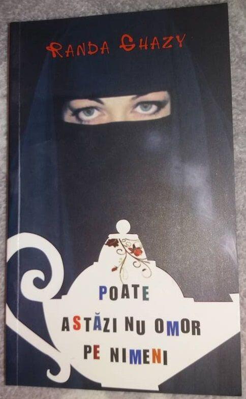 Poate astăzi nu omor pe nimeni de Randa Ghazy este o carte scurtă şi extrem de amuzantă pe care o poţi lectura într-o zi.