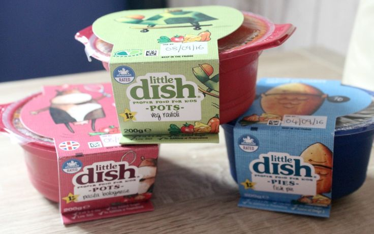 Little Dish Pots and Pies toddler meals #PotsandPies