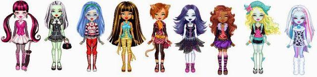 All about Monster High: Fan Art
