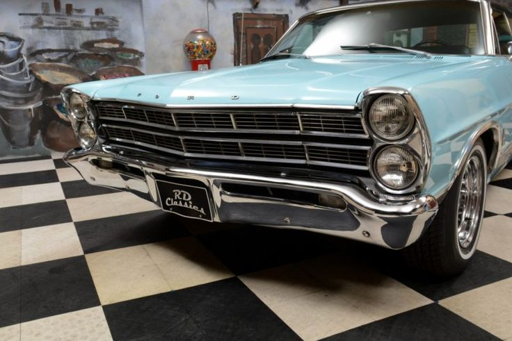 1967 Ford LTD Inkl TUV und H-Zulassung te koop - Classic Car en oldtimers advertentie van CollectionCar.com