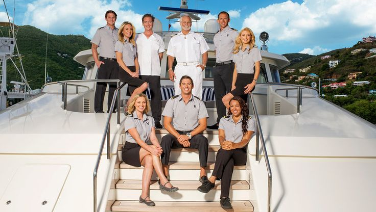 Below Deck -- cousin Trina says this would be a fun show to re-create with a GayTravel spin