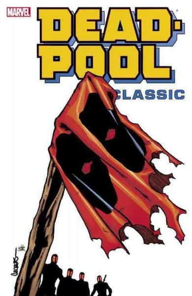 Marvel Deadpool Classic 8
