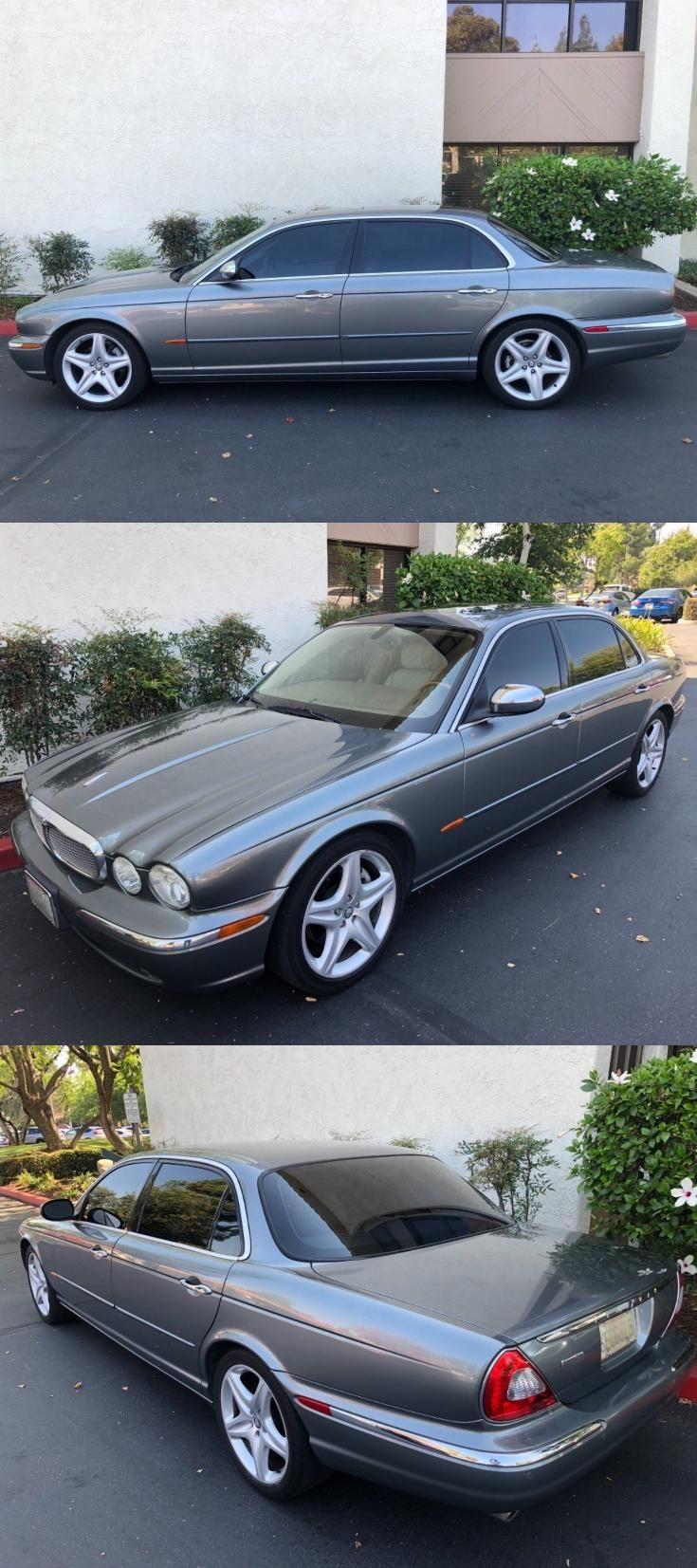 2005 Jaguar Xj8 Vanden Plas Jaguars For Sale Pinterest Jaguar