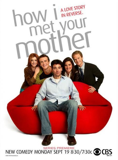 How I Met Your Mother TV Poster - Internet Movie Poster Awards Gallery