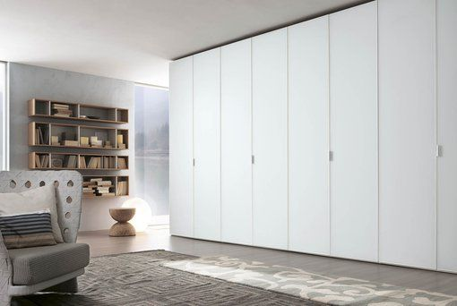Biała perfekcja #white #wardrobe #italianstyle