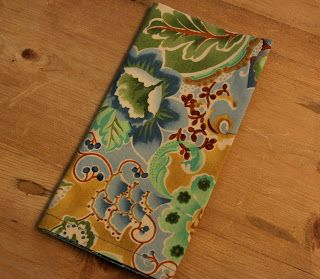 Homestead Revival: Cloth Napkin Tutorial - This is the pattern I used when I made my napkins. -AS