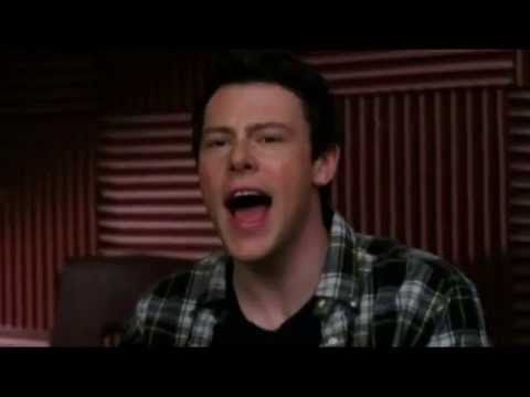 """I think this is one of the best covers they've done. :) """"Total Eclipse of the Heart"""" --Glee cast"""