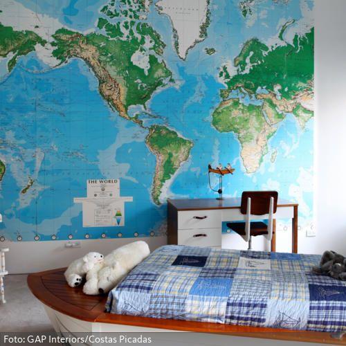 1000+ Ideas About Schöne Tapeten On Pinterest | Wallpapers, Home ... Einfaches Schlafzimmer Schrge Braun Beige