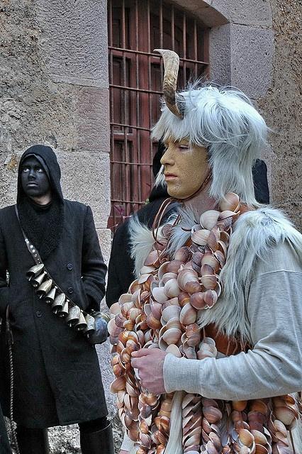 Carnevale di Cuglieri : Sos Cotzulados