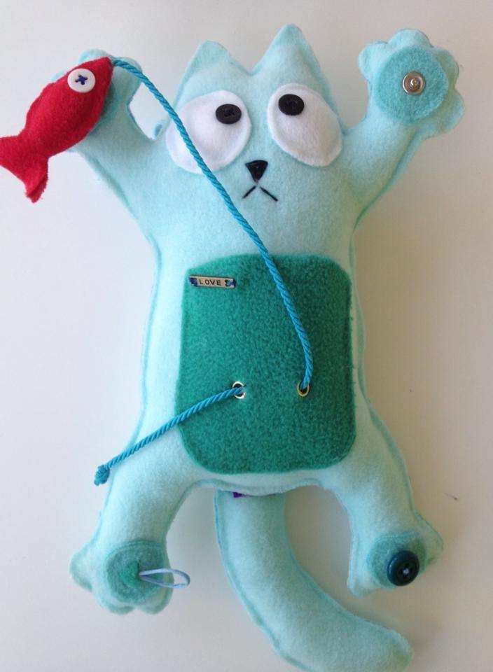 simon's cat Montessorian style #mostri113 #simonscat