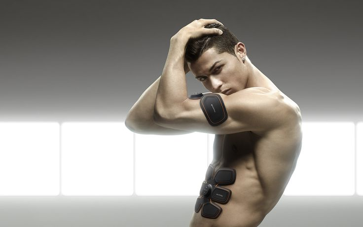 Get the six pack you've always wanted with SIXPAD, the revolutionary training gear. SIXPAD adheres to your skin above the abdominal muscles. Selecting the