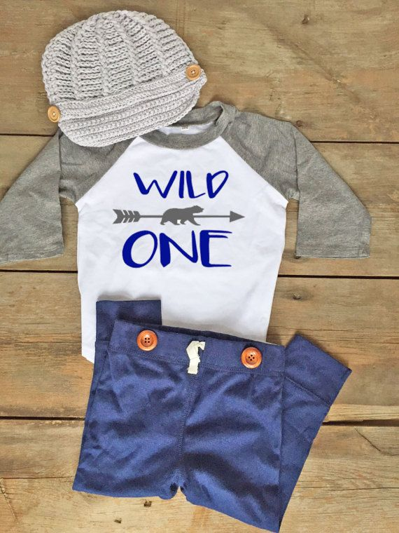 Boy First Birthday Outfit For Baby