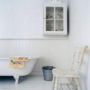 White bathroom ideas: Decorating Ideas: Interiors