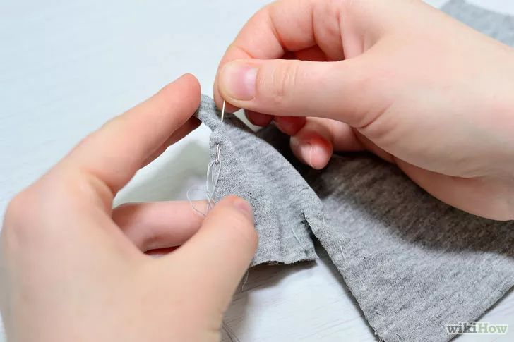 Imagen titulada Make Teddy Bears Clothes Step 8