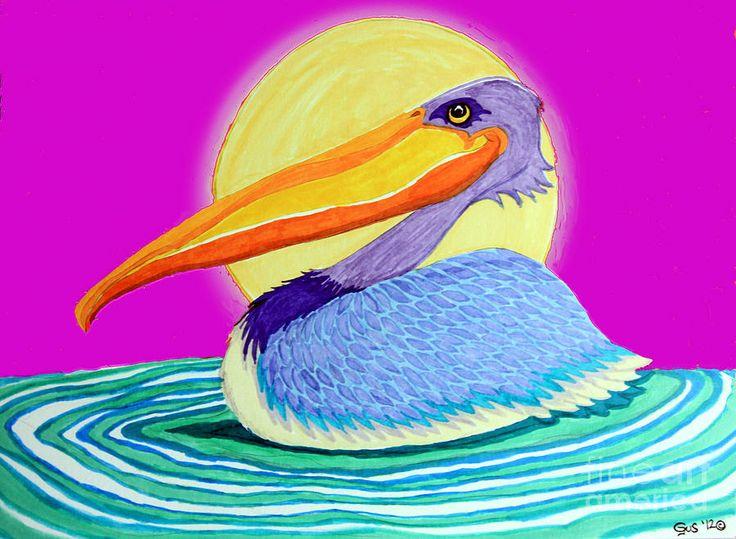 151 best Pelicans images on Pinterest | Craft, Miniature