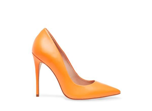 cf4cb86403f Daisie orange neon | Cfc 2019- Celebratory in 2019 | Stiletto heels ...