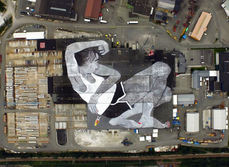 """Lilith and Olaf"" by Ella and Pitr, Festival Norway"