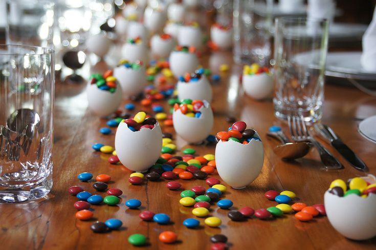 decoração mesa pascoa - Pesquisa Google