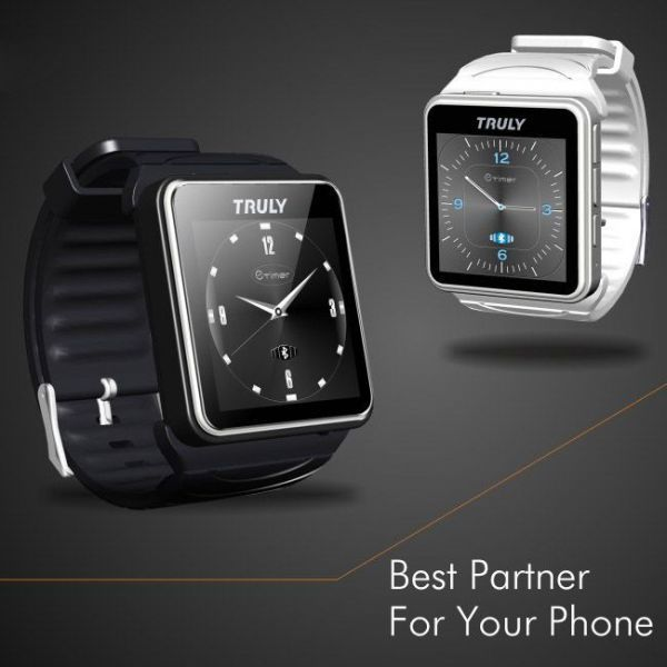 Montre connectée Bluetooth sport kit main libre smartphone Android - www.yonis-shop.com