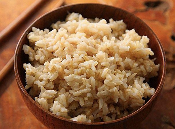 Super Skin Foods - Brown Rice