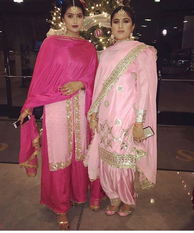 Love the pink magenta color scheme