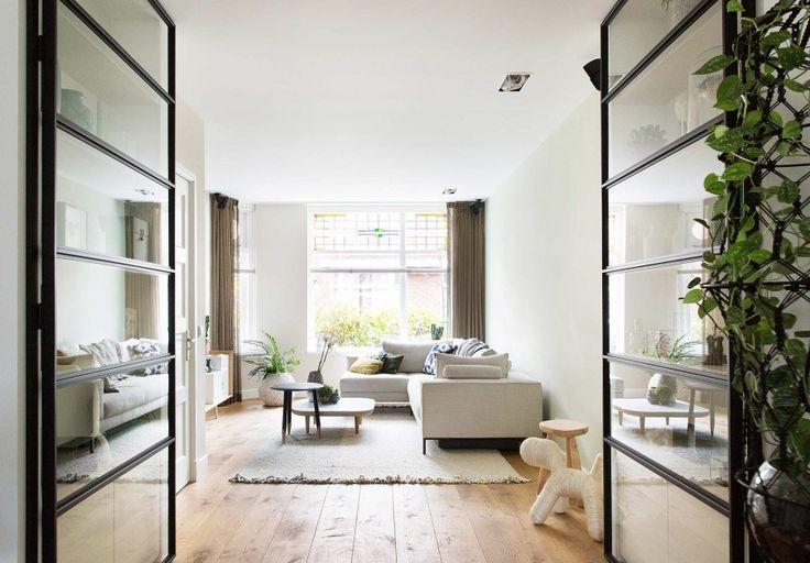 woonkamer  livingroom  vtwonen 10-2016  photography: Jansje ...