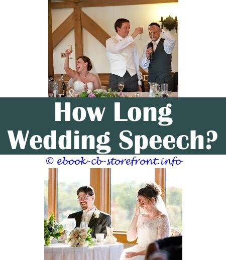 3 Ultimate Clever Ideas: Example Of Wedding Speech For
