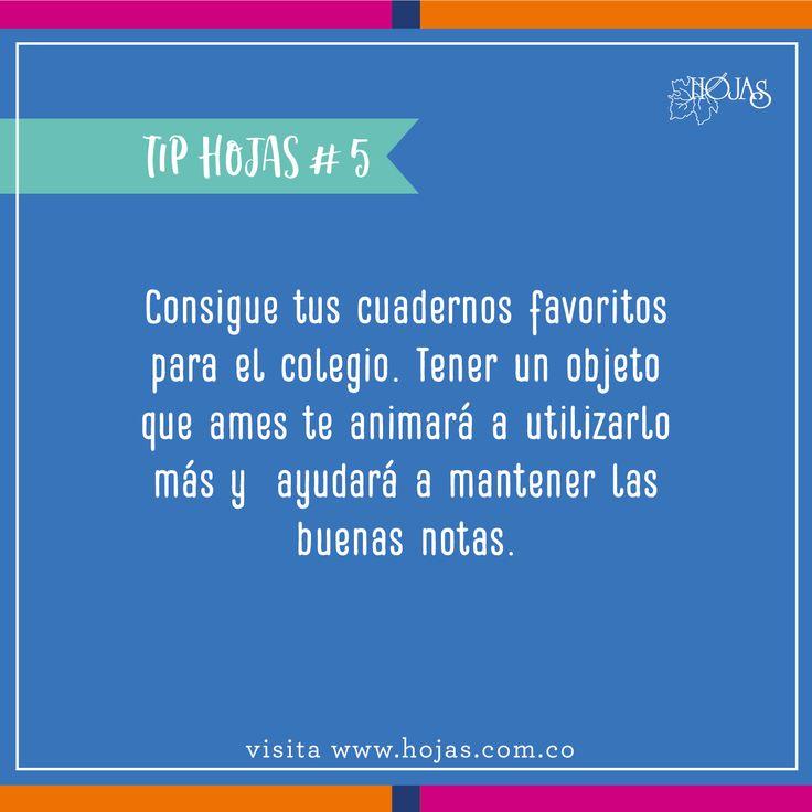 Estamos de regreso a clases y qué mejor lugar que @Hojas_col para comprar los cuadernos de todas tus materias. Visita http://goo.gl/8mLGdN y elije los que más te gusten!