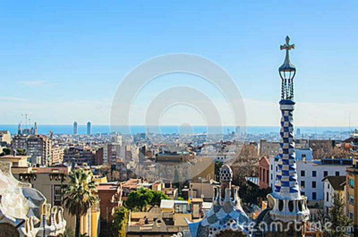 Barcelona Spain Attractions | park guell tourist attractions in barcelona spain mr no pr no 1 53 0