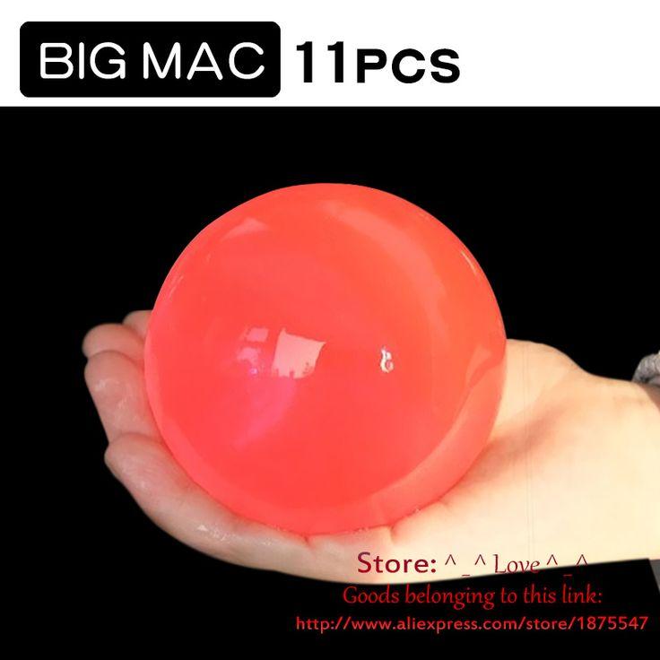 11 unids/lote hidrogel de La Perla color de la mezcla Forma Muy grande 13-18mm de Cristal Del Suelo de Barro de Agua Perlas Grow Bolas boda orbiz creciente bombillas