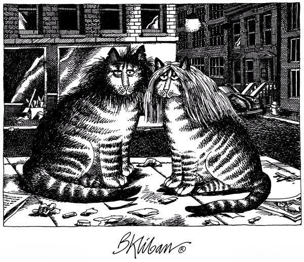 259 Best Kliban Cats Images On Pinterest