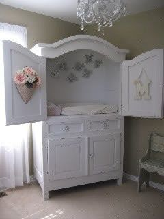 REPURPOSING ARMOIRE...what is your favorite use?