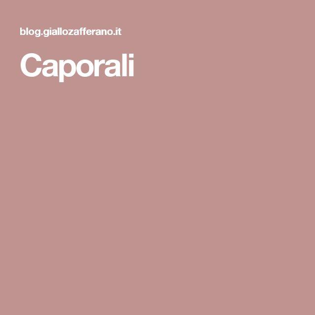 Caporali
