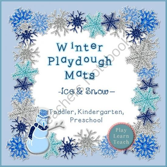 52 best christmas play dough images on pinterest for Best doormat for snow