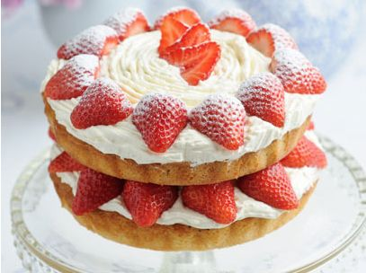 Great British Bake Off, Victoria sponge off