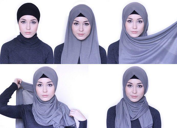 2 Tutoriels de hijab rapides et faciles à faire