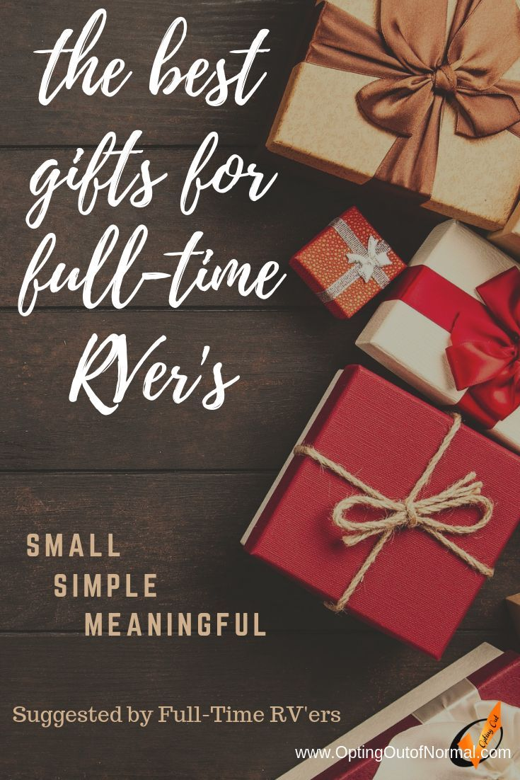 Best Small Rv 2020.Best Holiday Gift Ideas For Rv Ers Updated For 2020 Rv