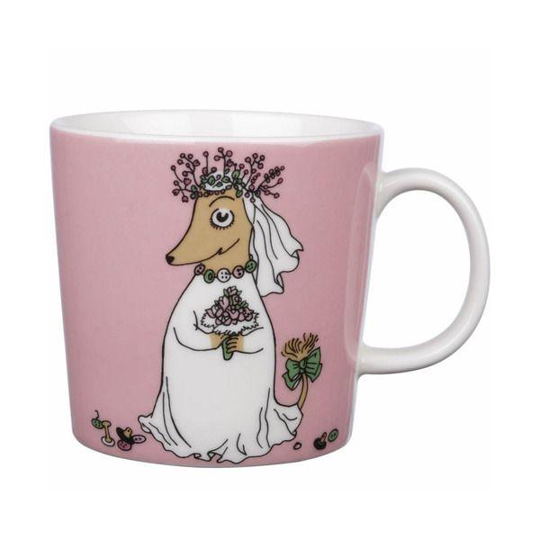 Fuzzy Mug - All Things Moomin
