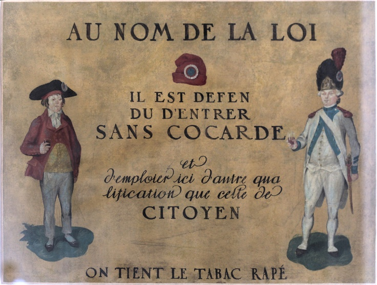 the changes that came with the french revolution between 1789 and 1799 The french revolution 1789–1799  year iii in 1795––each time it was asserted that the time had come to  but much of it influenced by wider changes in.