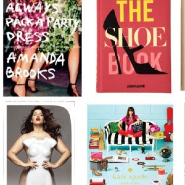 Famous Fashion Coffee Table Books