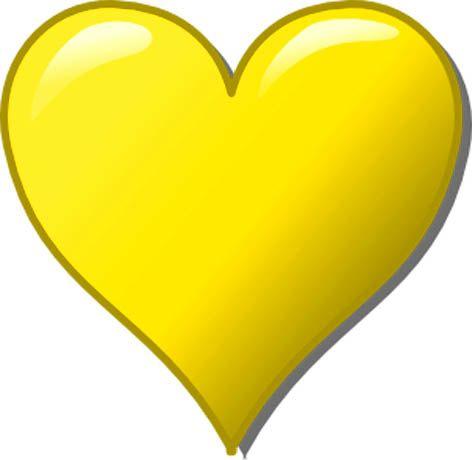Yellow Heart Mikyajy Mikyajy Makeup Makeup Yellow Heart Yellow Fever Yellow