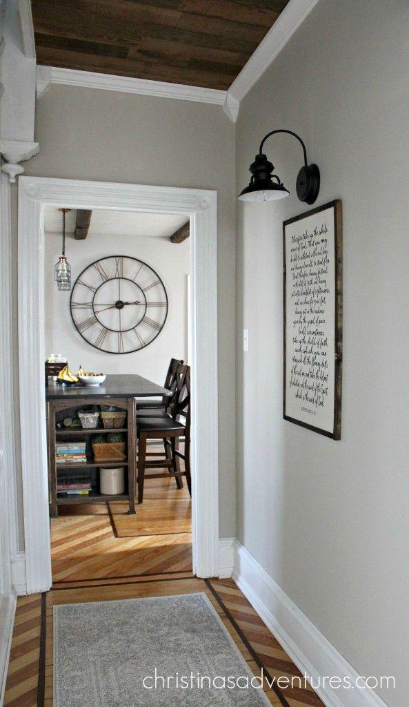 Large Wall Clock In Foyer : Best big clocks ideas on pinterest wall clock decor