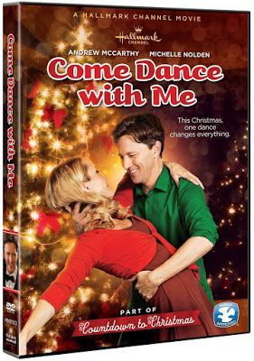 Movie Treasures By Brenda: Hallmark Christmas Movies (2012) - Come Dance with Me.