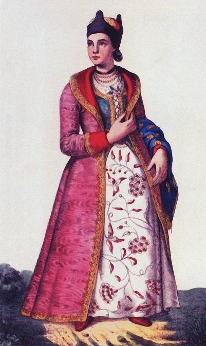 Тимофей Калинский Знатная девушка шляхетного достоинства. 1778-1782 гг. Украина http://www.liveinternet.ru/users/2010239/post319964378