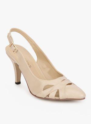 Beige Heels for Women - Buy Beige Women Heels Online in India