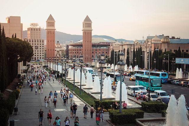 #Vacaciones de lujo y placer en #Barcelona