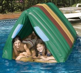 Pup Tent Habitat Inflatable Kids Swimming Pool Float