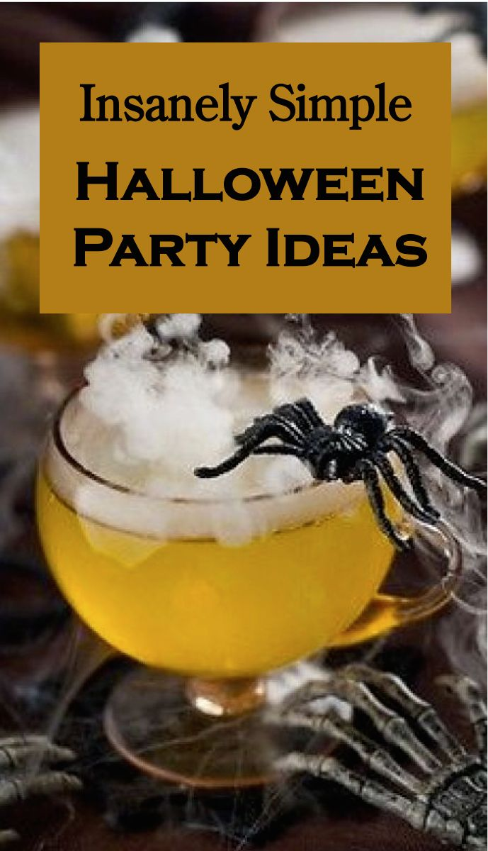 294 best Halloween Party Ideas images on Pinterest